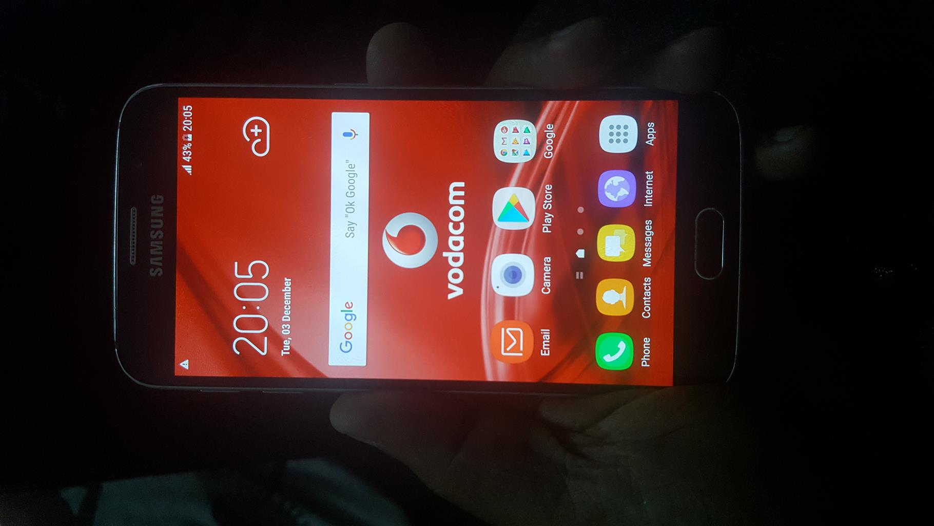 Samsung S6 32 gigs immaculate