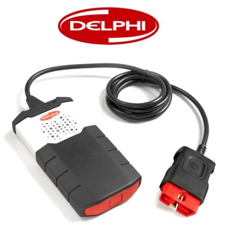 Delphi DS150E for Cars & Trucks (BLUETOOTH + USB version)
