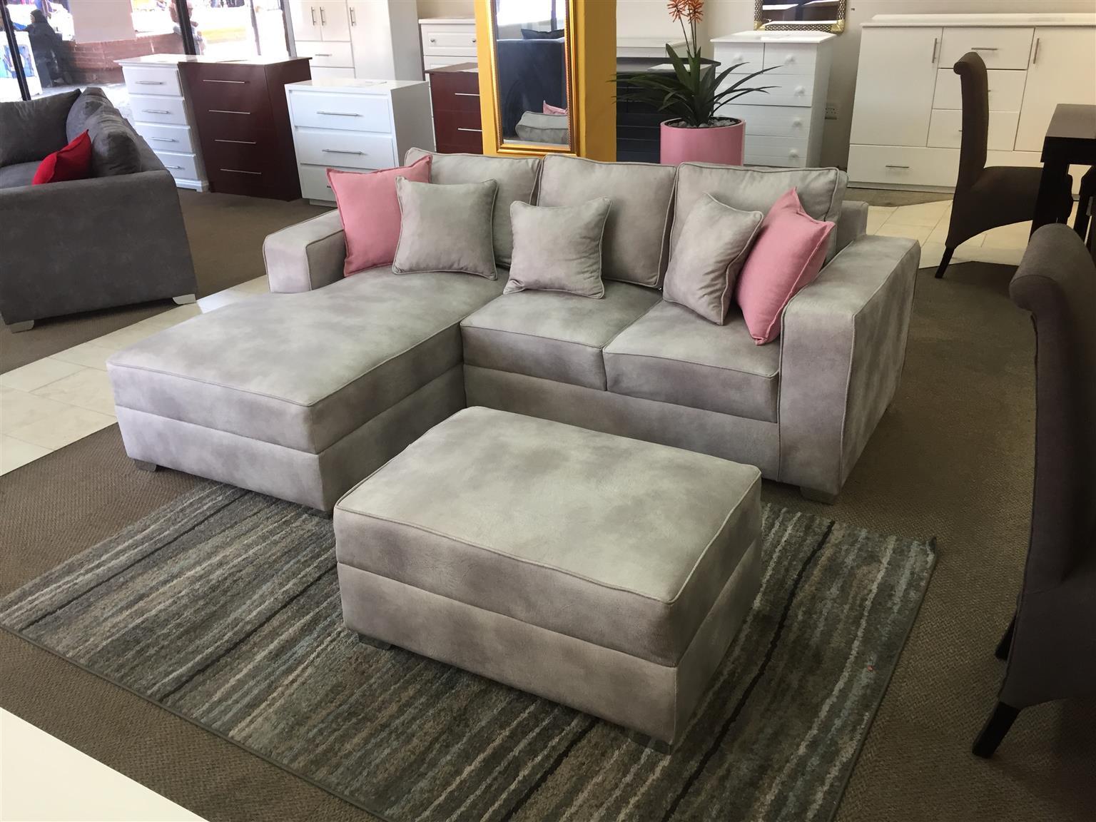 Metro corner couch
