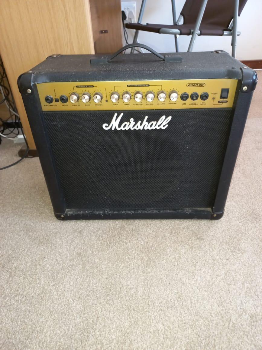 Marshall Amplifier