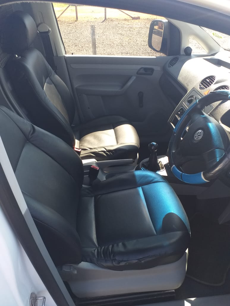 2010 VW Caddy 1,6