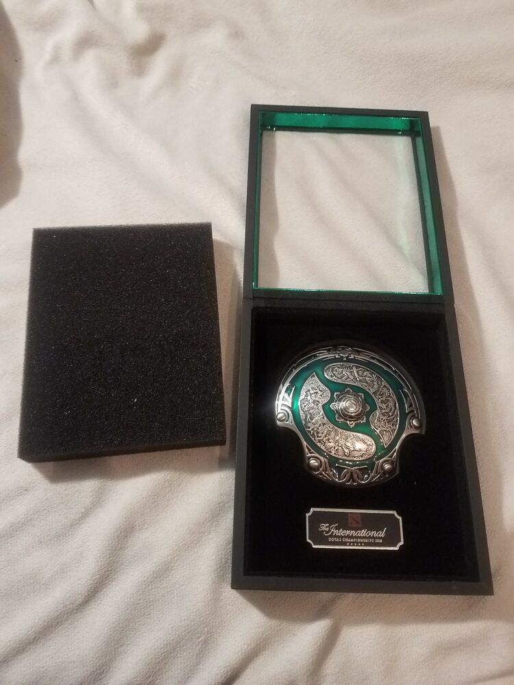 2018 Dota 2 Aegis Collectable for sale