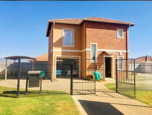Double storey home of your dreams on sale at Sky city