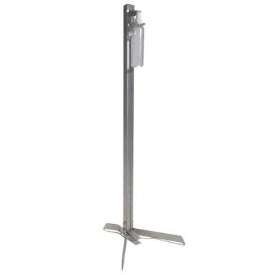 Foot Operated Freestanding Sanitizer Dispenser