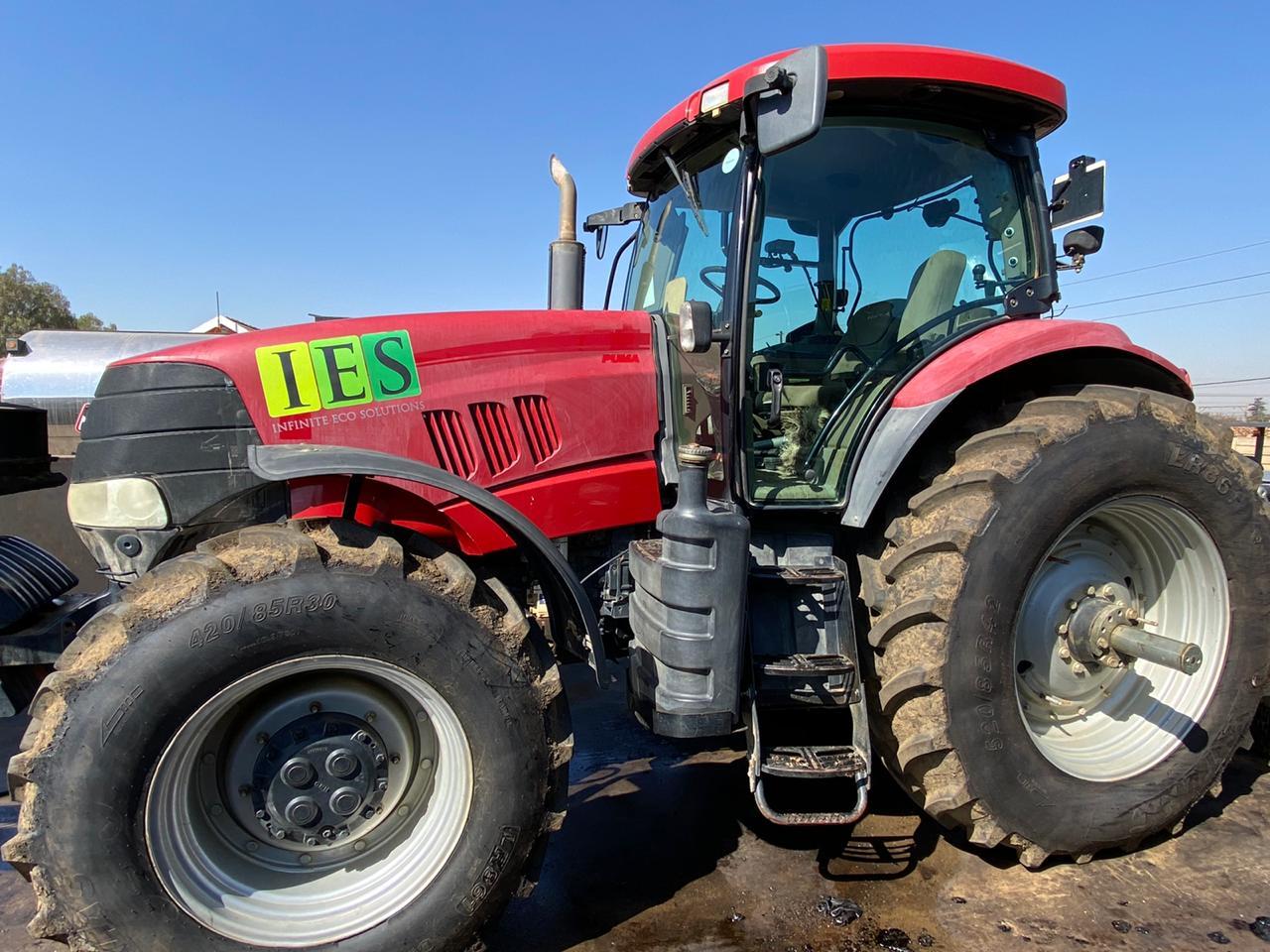 CVT Tractor