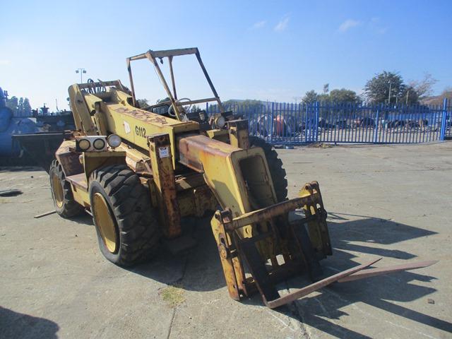 JCB Forklift - ON AUCTION