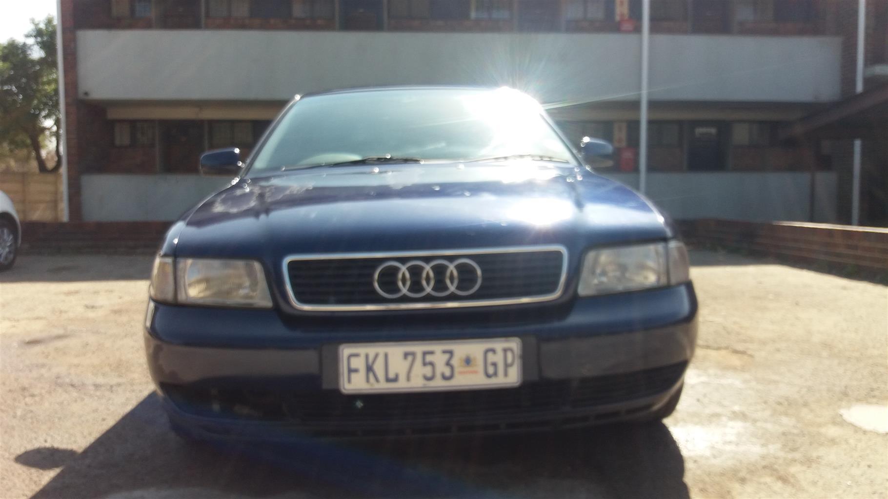 1998 Audi A4 1.8T