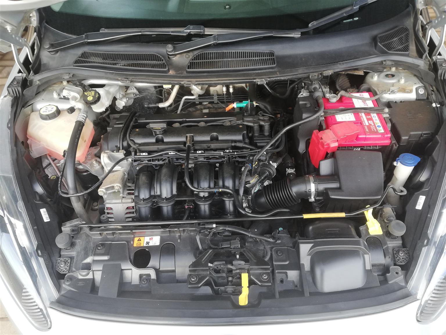 2014 Ford Fiesta 1.4 5 door Trend