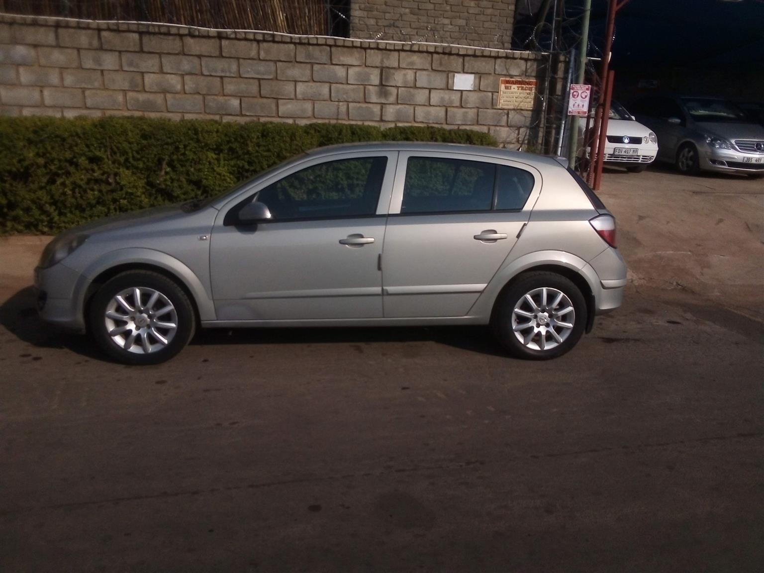 2007 Opel Astra 1.8