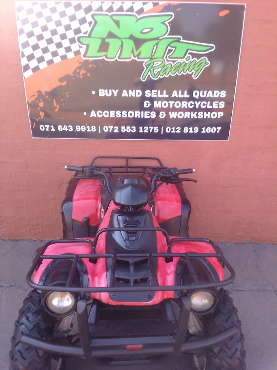 💥Linhai Rustler 300cc, 4x4