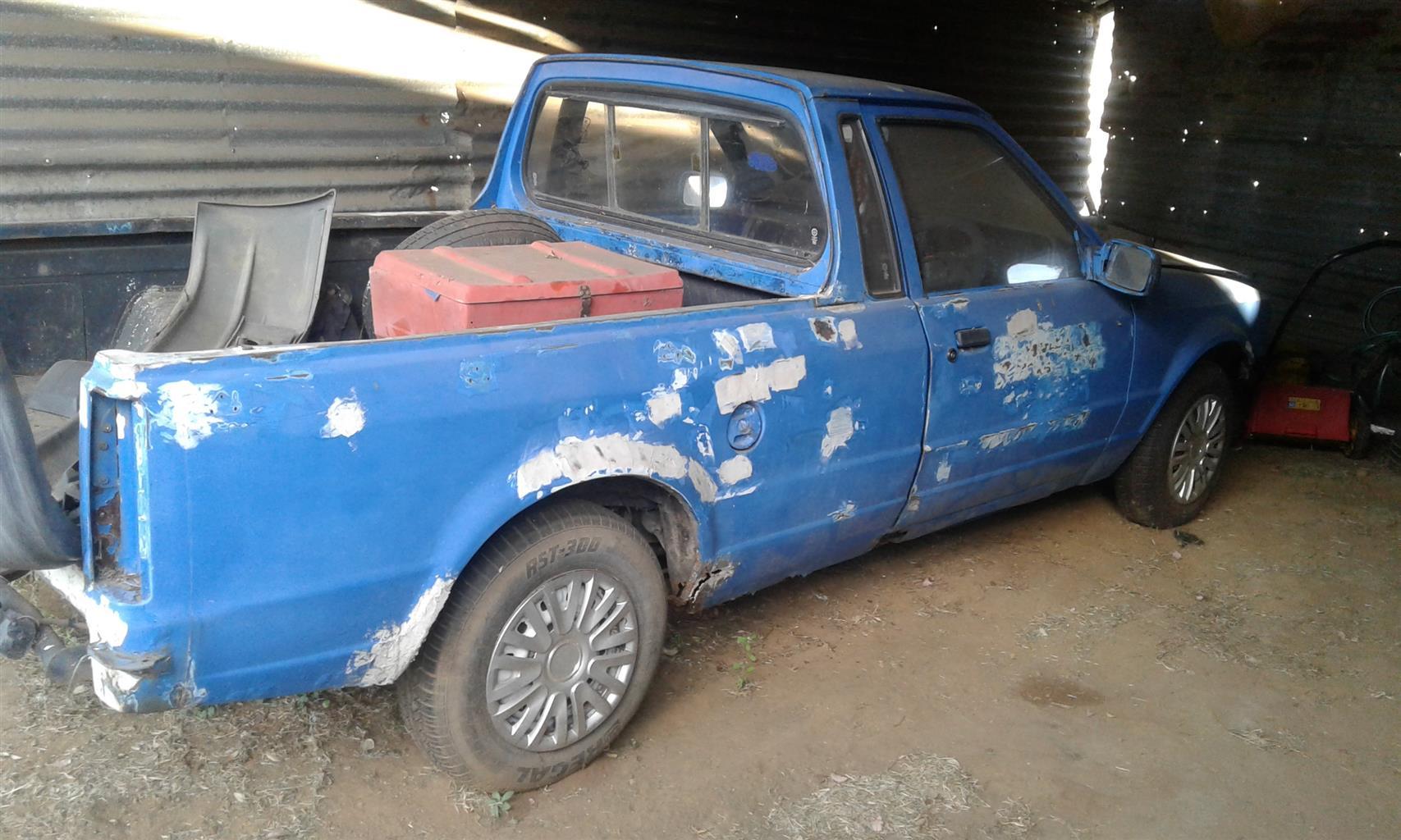1985 Ford Bantam 1.6i