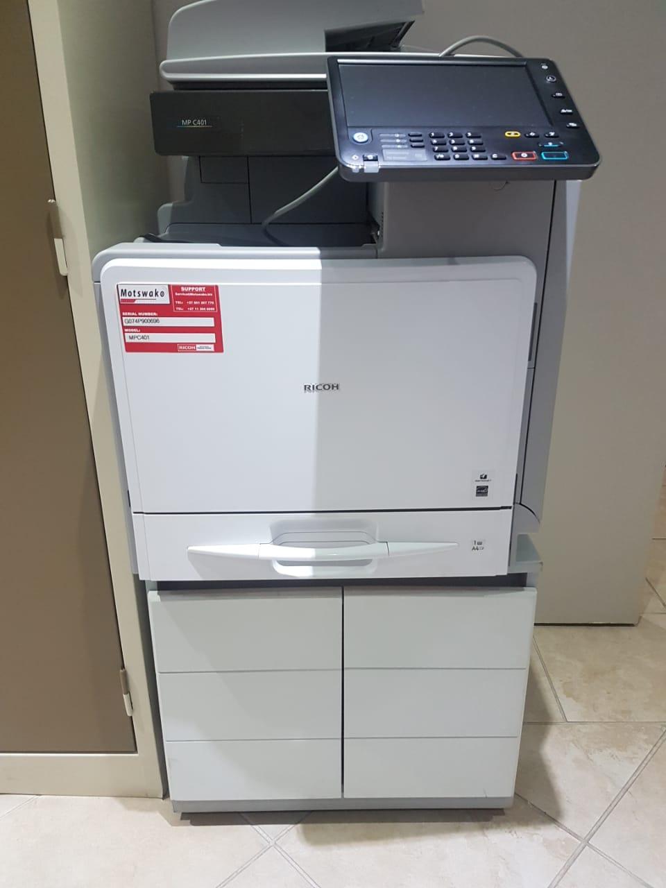 RICOH MP C401 Printer