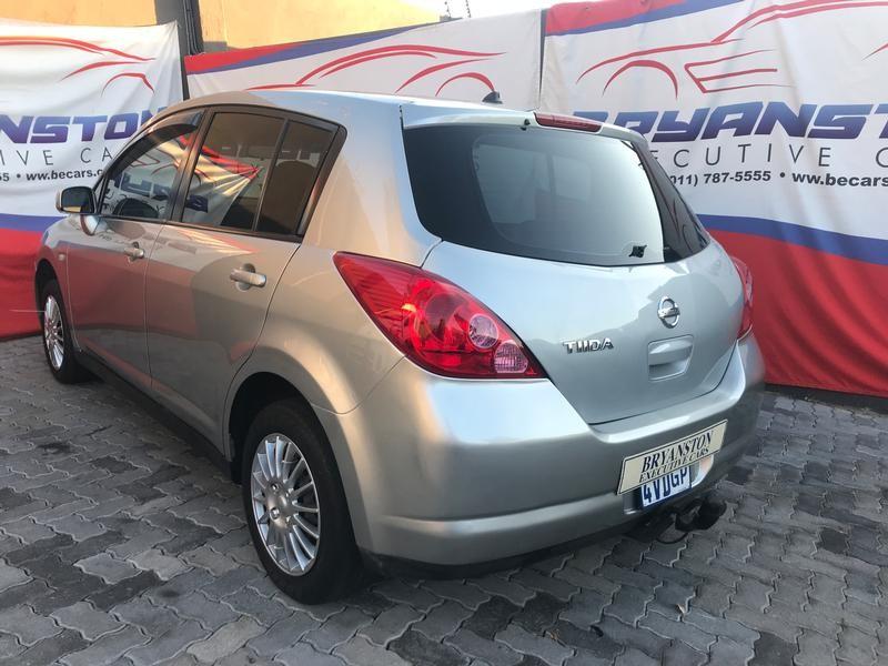 2007 Nissan Tiida hatch 1.6 Visia+