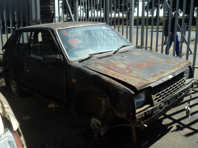 DAIHATSU CHARADE STRIPPING FOR SPARES