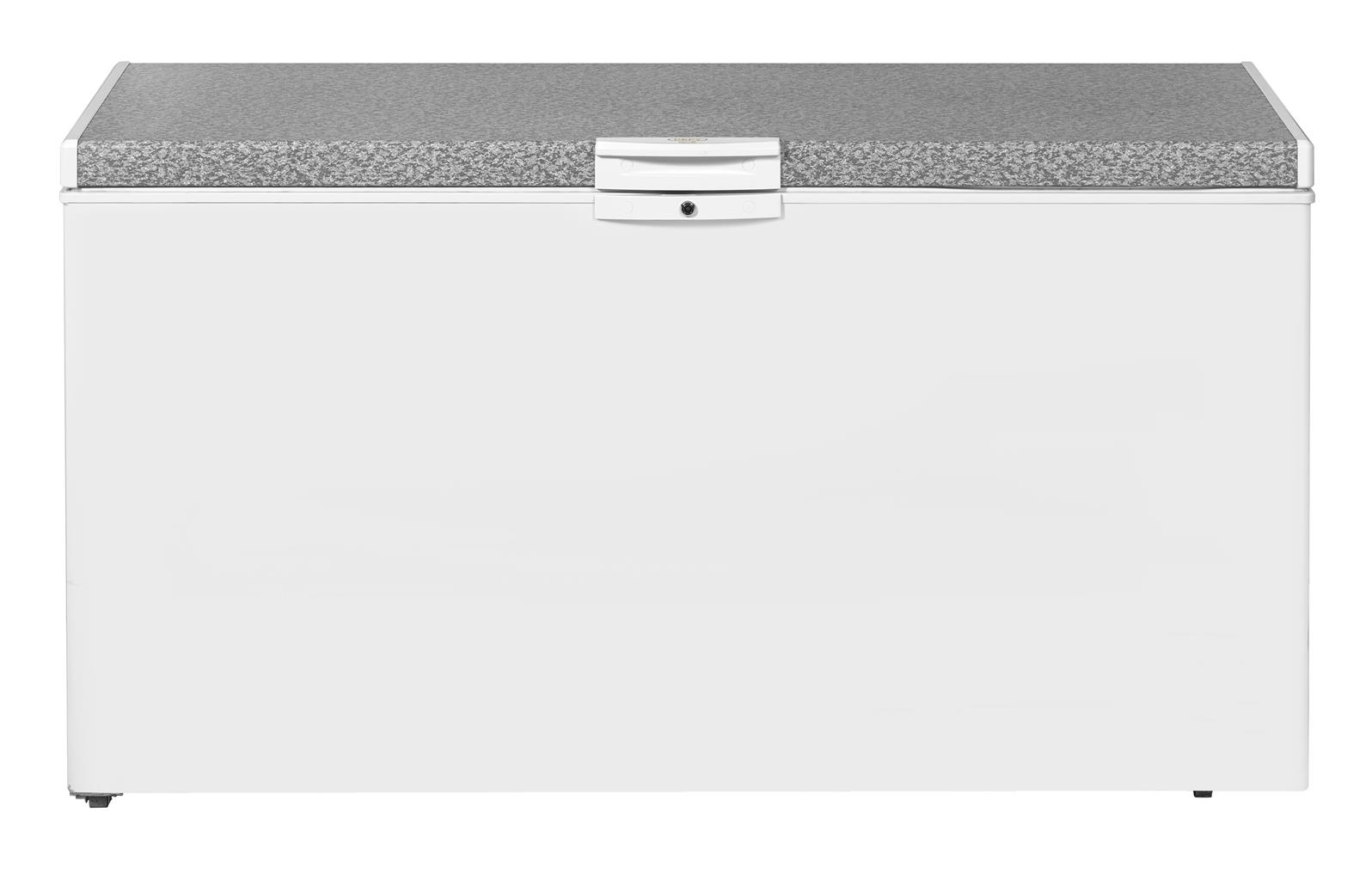 Defy 530ltr Chest Freezer White - New! Hardly used