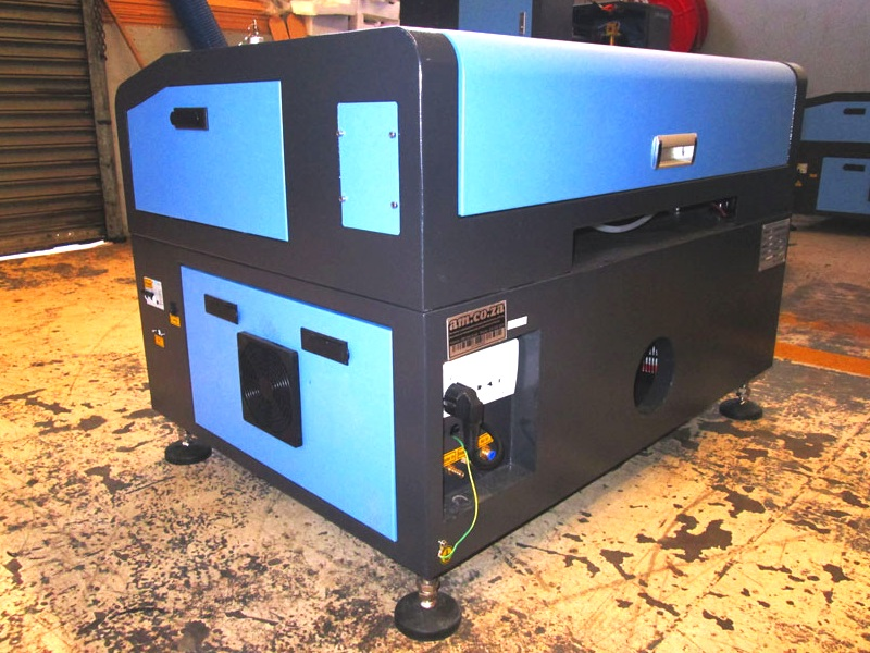 LC-1810/160 TruCUT Standard Range 1800x1000mm Cabinet, Conveyor Table Laser Cutting