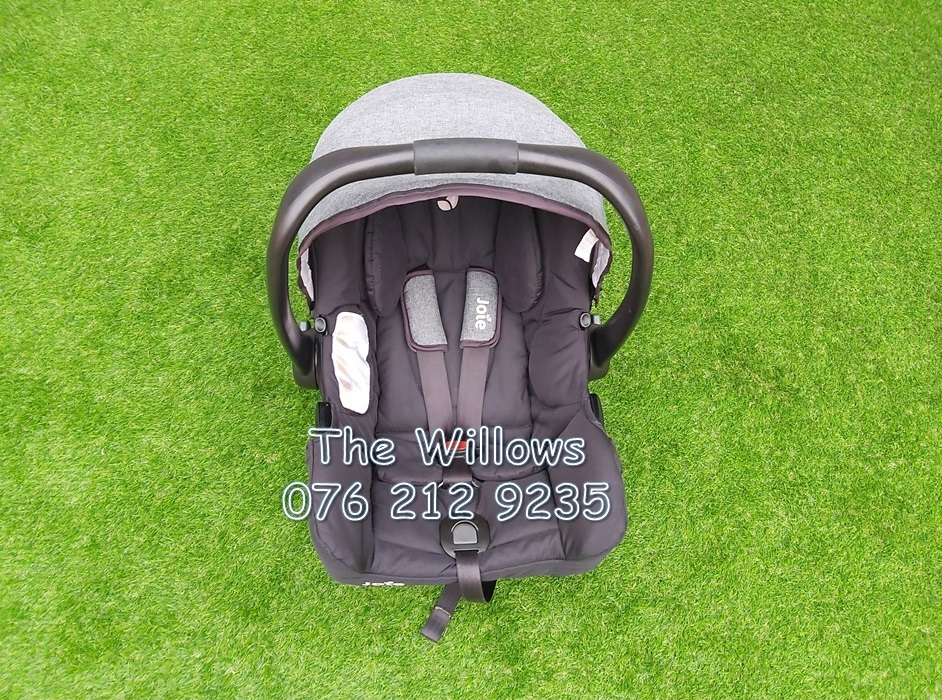 Second Hand Joie Litrax 4 Travel System