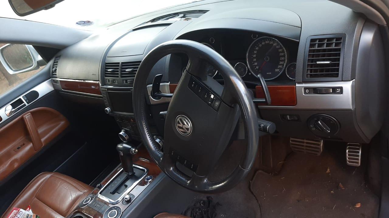 2005 VW Touareg V8 TDI