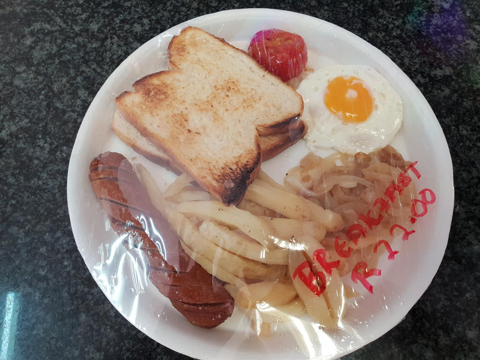 NELSPRUIT BUSY TAKE AWAY FOR SALE
