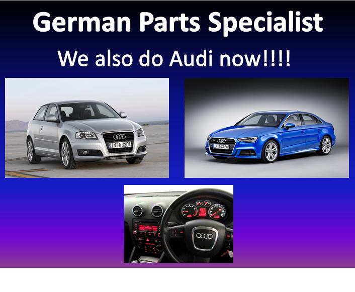 Audi Parts for Sale   Junk Mail