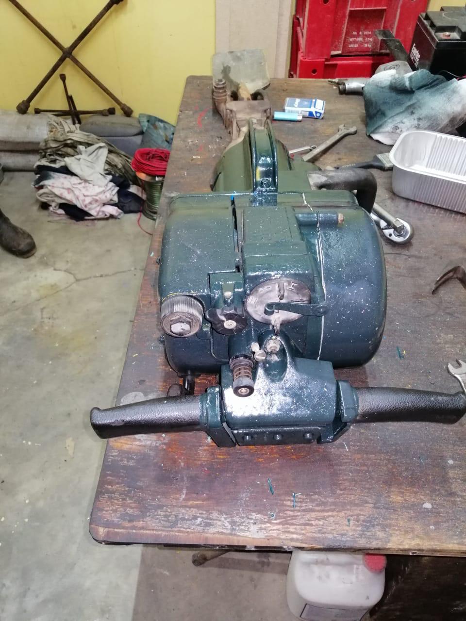 Industrial Grinder & Jackhammer