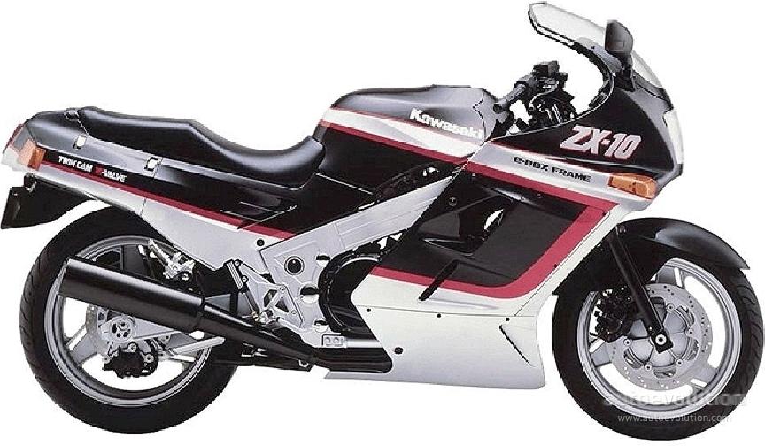 Kawasaki zx 10 stripping for spares