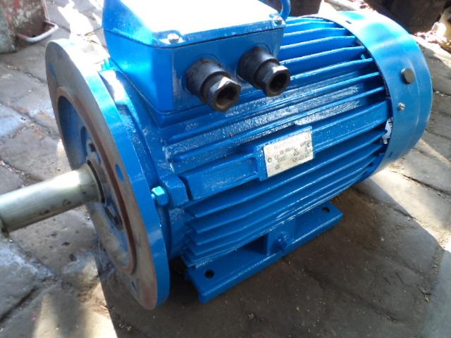 7.5 kw 8 pole electric motors