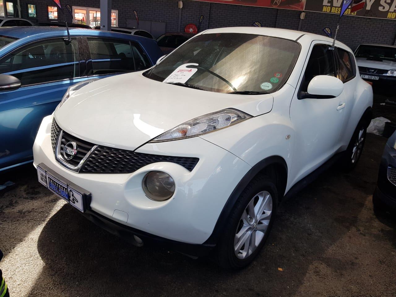 2013 Nissan Juke 1.6 Acenta