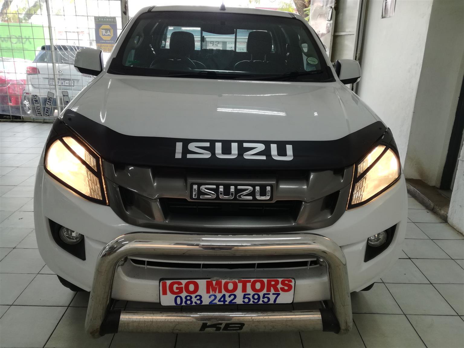 2015 Isuzu KB250D-Teq Extended Cab Mechanically perfect
