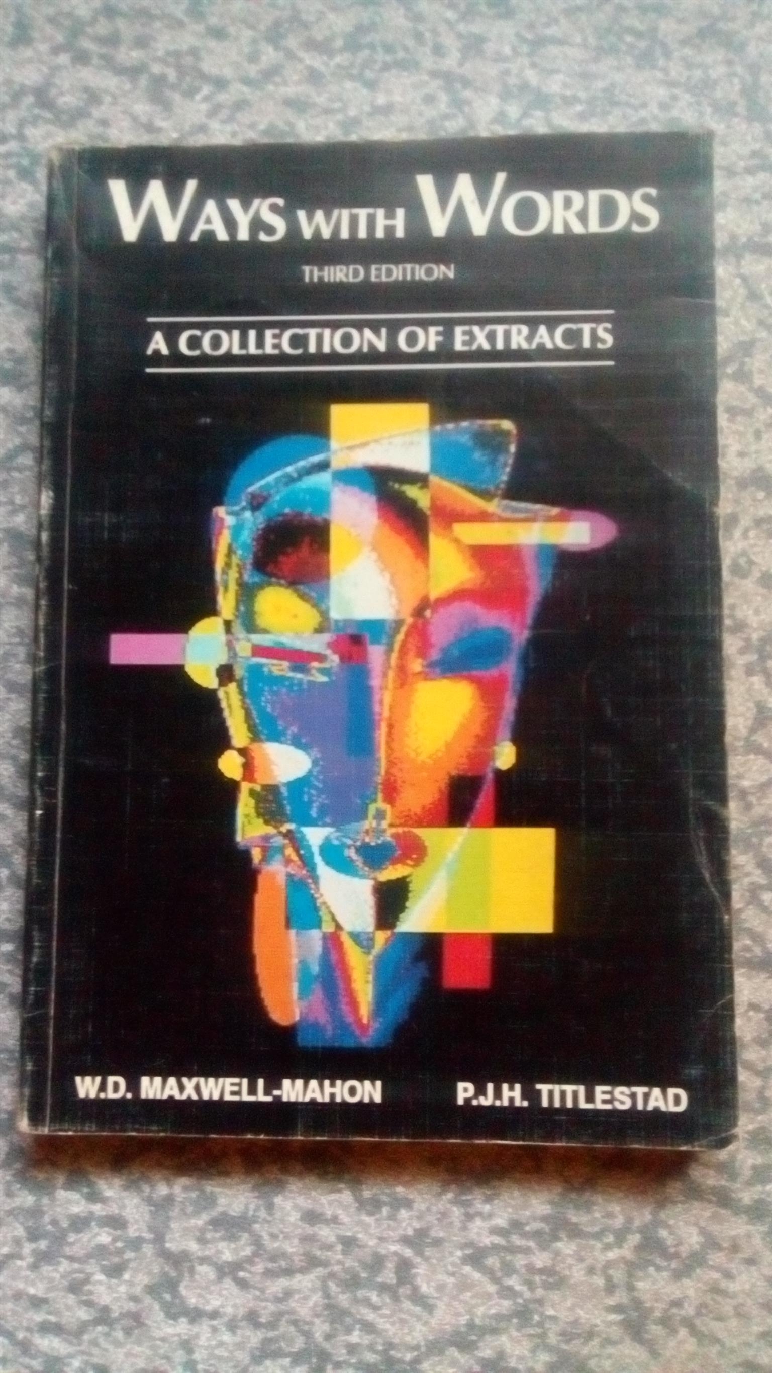 Ways with words : a collection of extracts