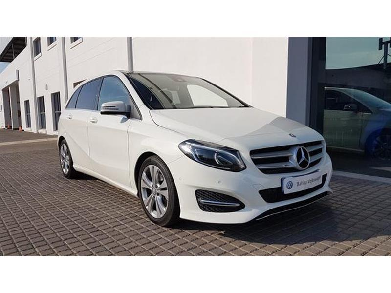 2017 Mercedes Benz B Cl B200 Auto
