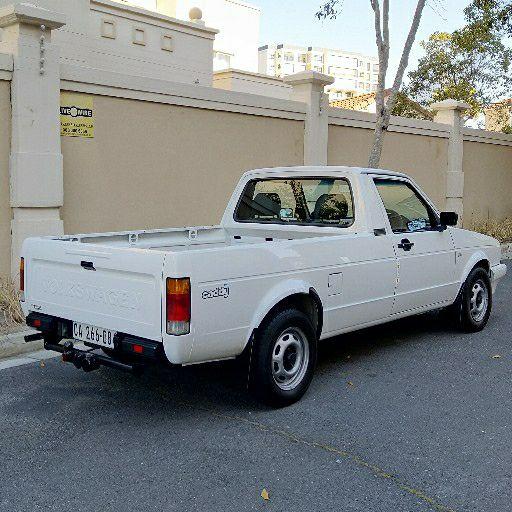 2005 VW Caddy 1,6