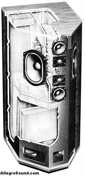 TDL REFERENCE LOUDSPEAKERS