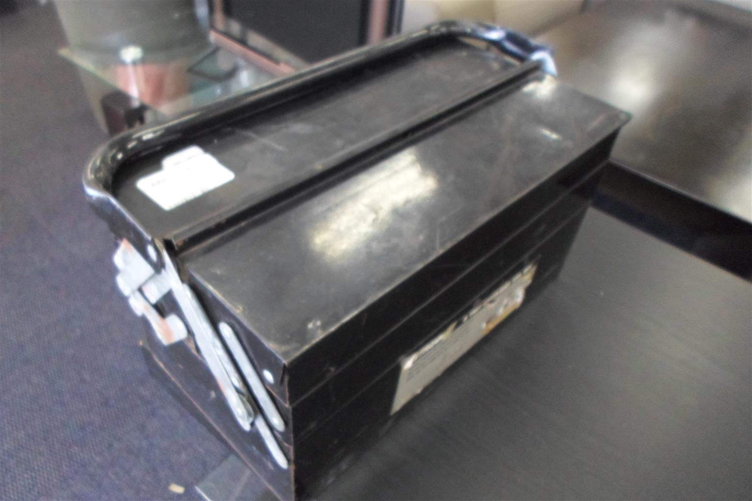 Toolbox with Variety Tools