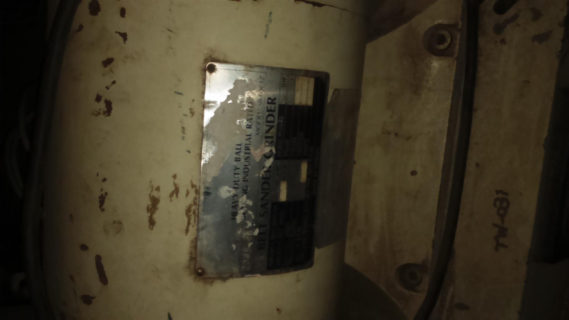 Disk belt sanders for sale
