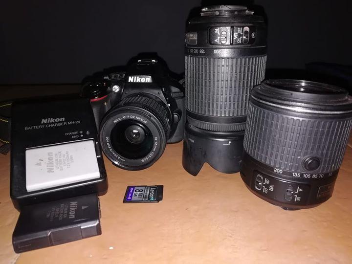 Nikon Camera D5300