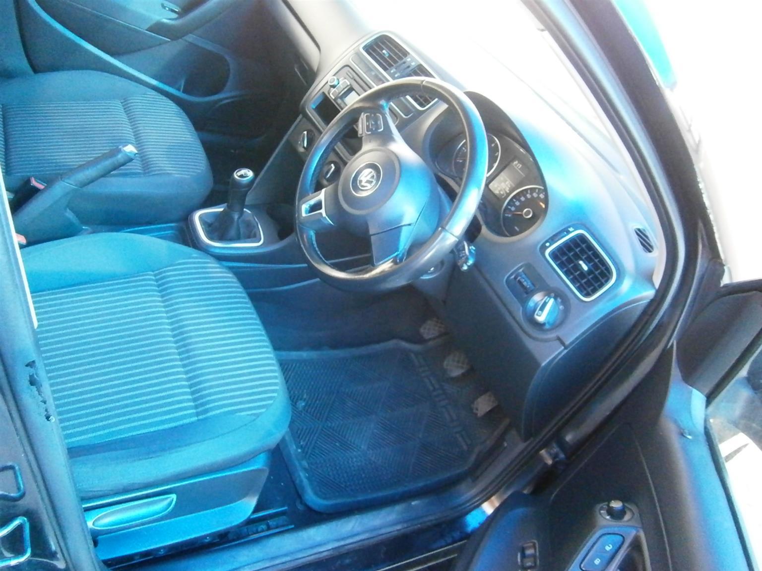 2012 VW Polo sedan POLO GP 1.4 COMFORTLINE