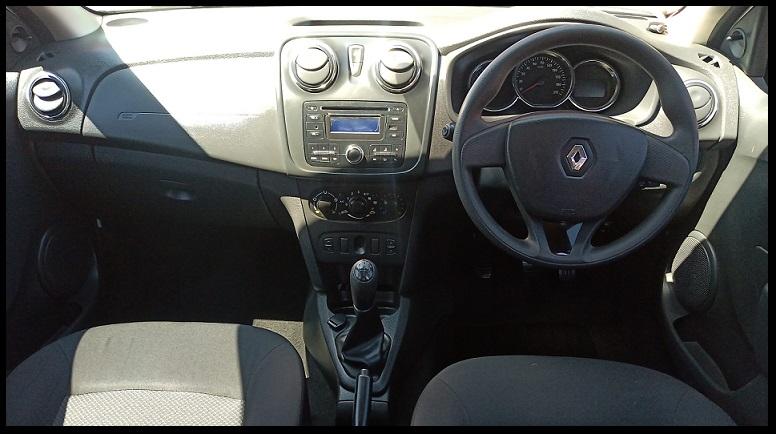 2016 Renault Sandero 1.6 Expression
