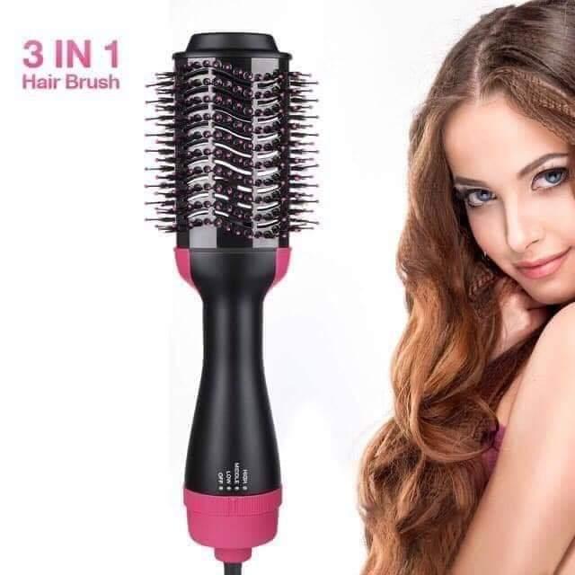 3 in 1 Hairdryer Brush