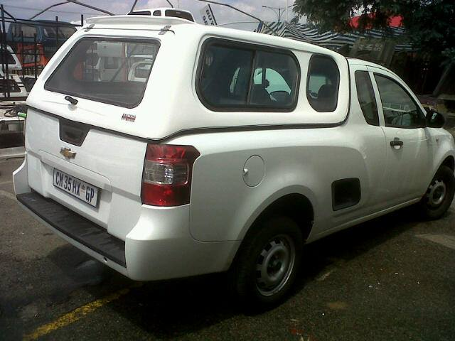 Chevrolet Utility Brand New Gc Low - Liner Canopy for sale !!!