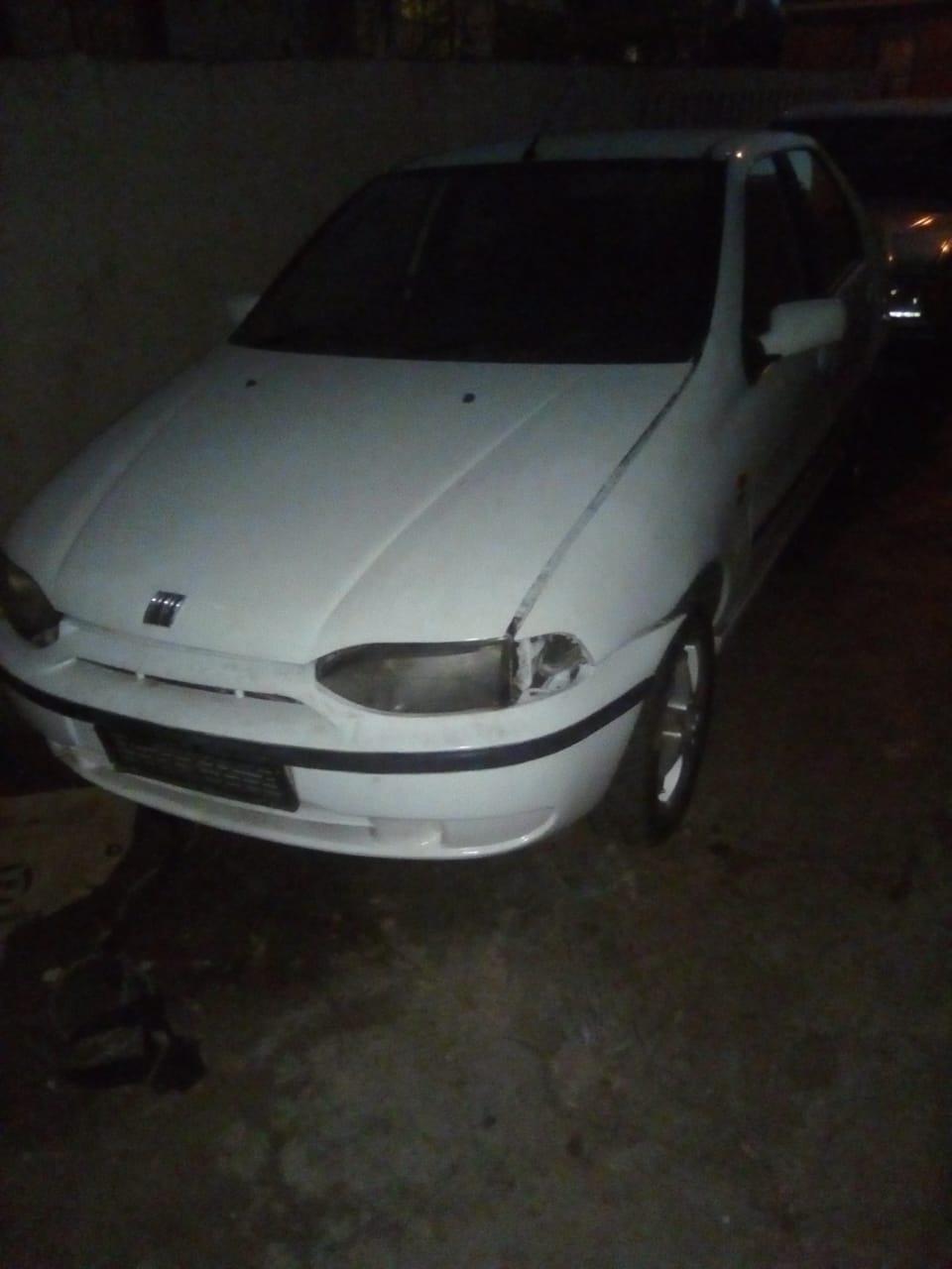 2002 Fiat Siena 1.6 EL