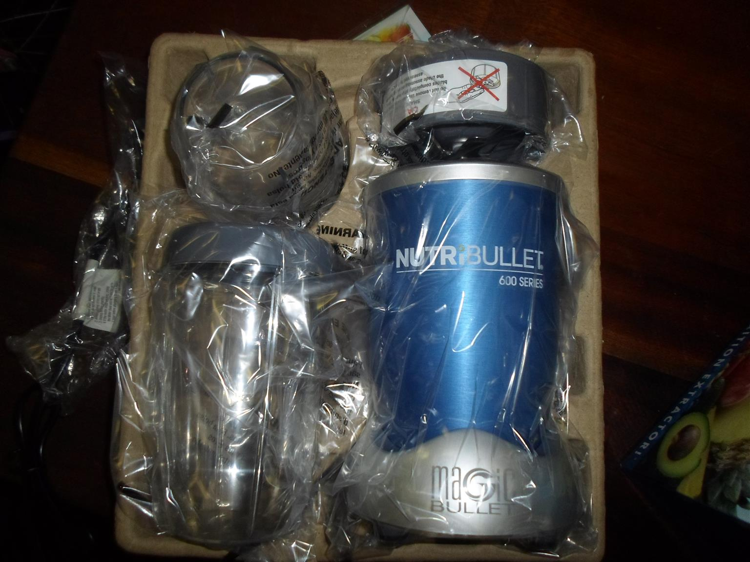 Nutribullet 600 Series Juice Extractor