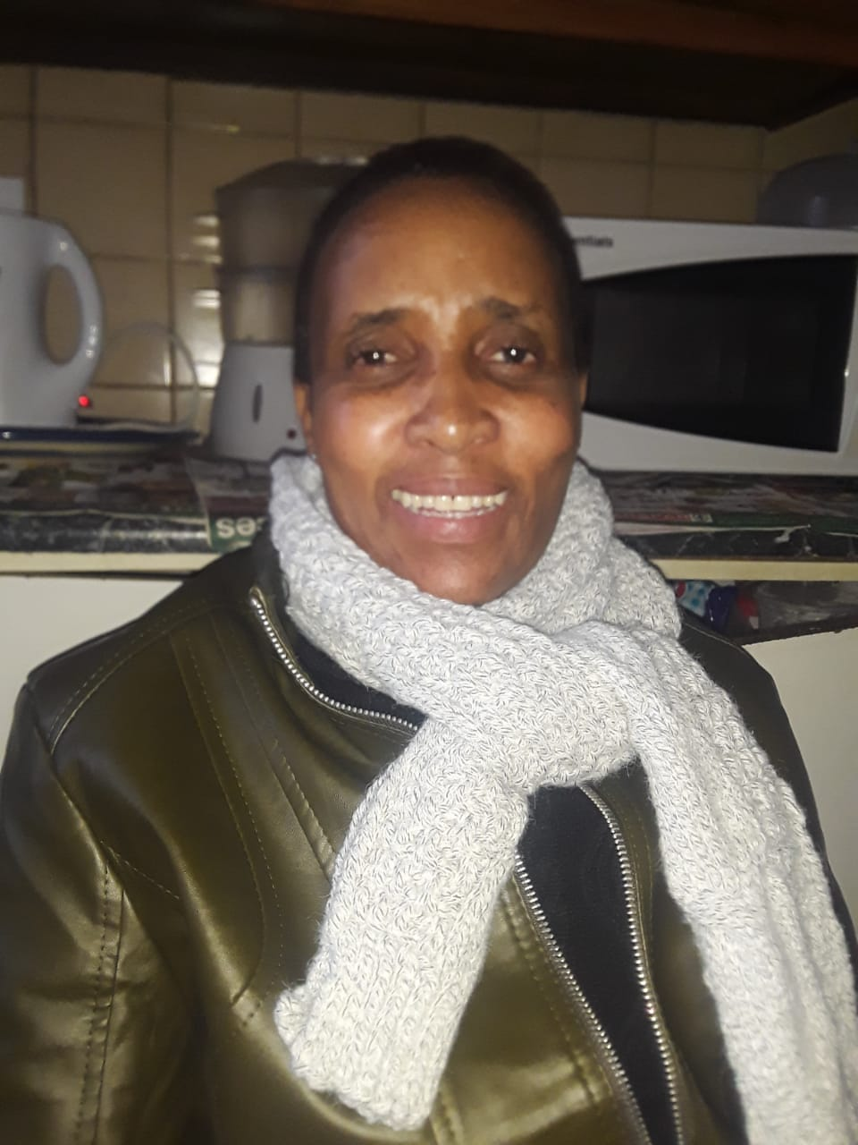 Lesotho maid/nanny with refs needs work stay in or stay out