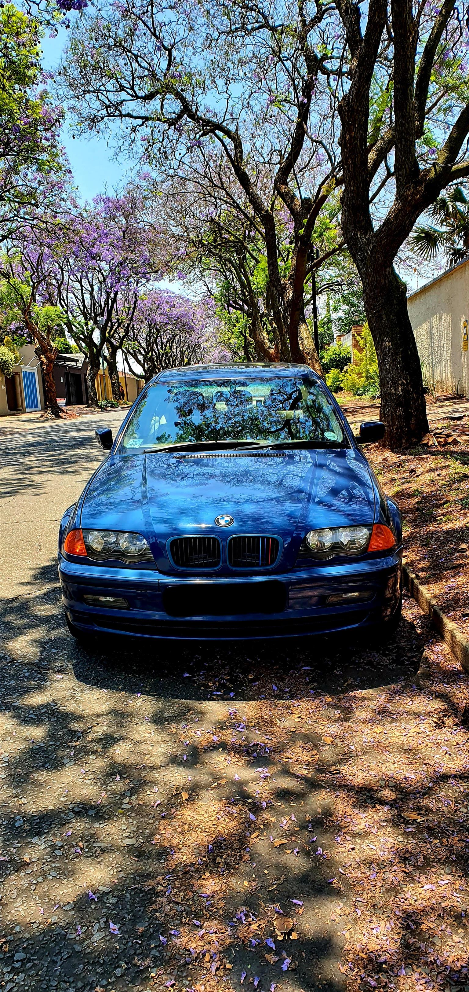 2001 BMW 3 Series 320d