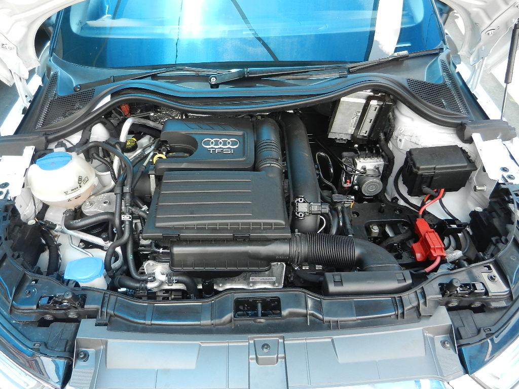 2017 Audi A1 Sportback A1 SPORTBACK 1.4 TFSI S TRONIC (35 TFSI)