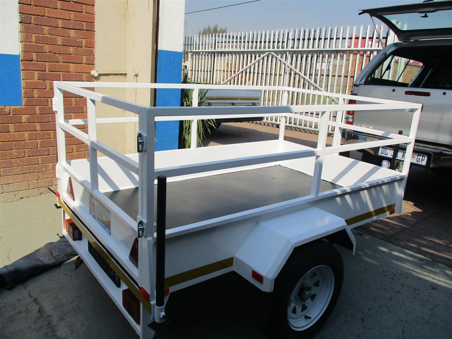 2M Utility Trailers Special