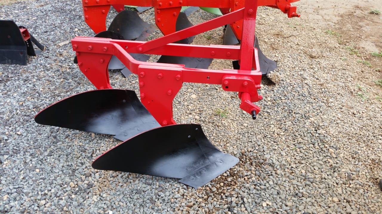 U Make 2 Furrow Frame Plough / 2 Skaar Raam Ploeg Pre-Owned Implement