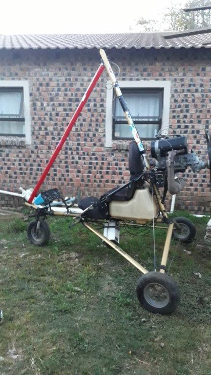 microlight cosmos phase 2 cart for sale