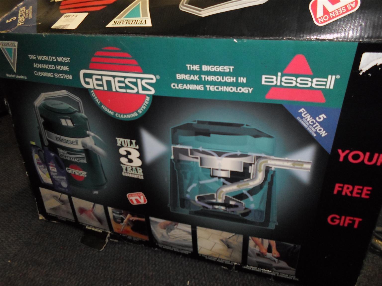 Genisis Bissel Vacuum Cleaner