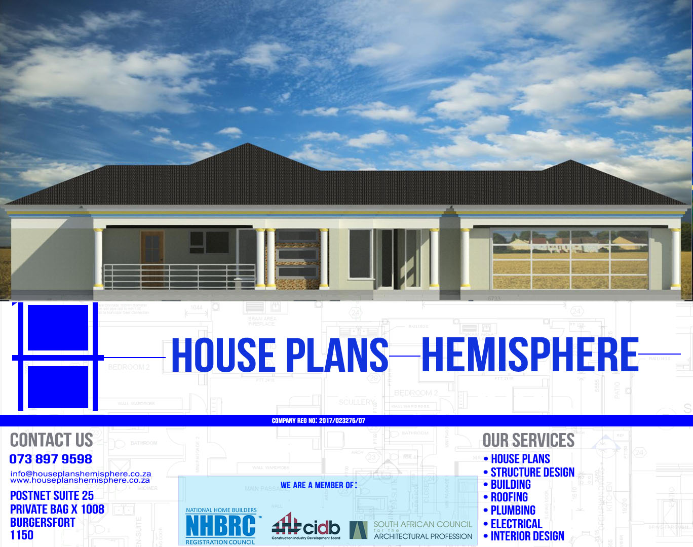 House Plans In Limpopo South African Modern House Plans House